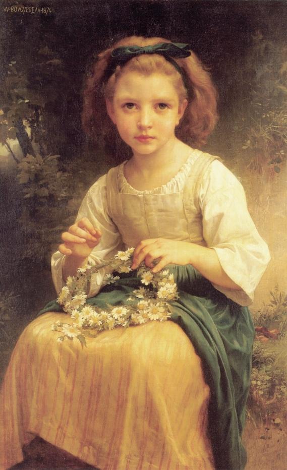 enfant-tressant-une-couronne-william-adolphe-bouguereau-1874