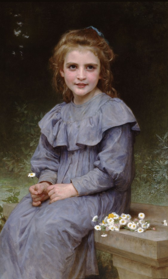 paquerettes-william-bouguereau-1894
