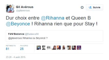 Averous Rihanna
